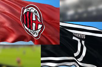 Optakt AC Milan – Juventus