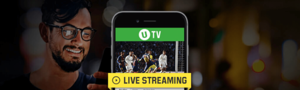 Unibet TV & Live Streaming